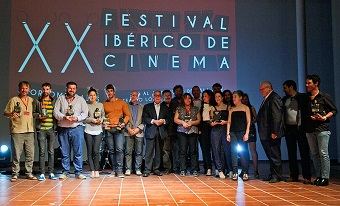 Portuguese short films awarded in Iberian Film Festival