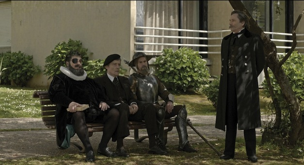 """The Old Man of Belém"" at several international film festivals"