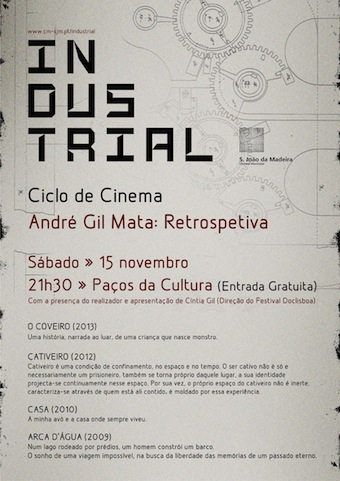 André Gil Mata Retrospective