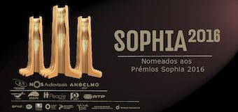 Nomeados aos Prémios Sophia 2016