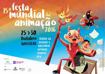 Festa da Animação 2016