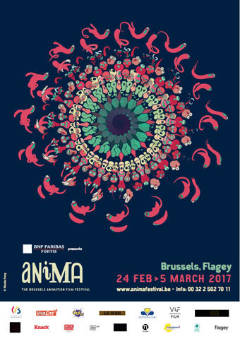 Festival de Cinema Anima Brussels